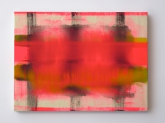 "Untitled, 2013, acrylic on canvas, 20"" x 24"""